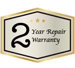 2year repair warranty